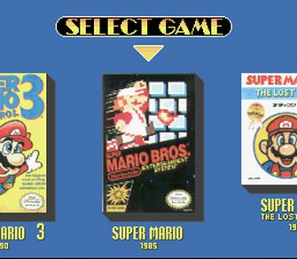 Super Mario Bros. All-Stars allowed you to play all the NES Mario's, including Lost Levels, the real 'Super Mario Bros. 2'