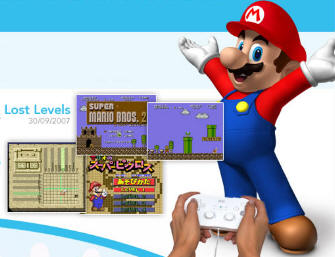 Mario Week on Wii Virtual Console