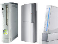The Big 3 - Xbox 360, PS3, Wii