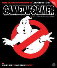 Ghostbusters 3 videogame cover