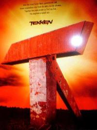 Tekken Movie Teaser Poster