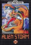 Alien Storm on Genesis