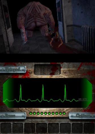 Dementium Screenshot - Boss