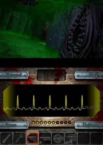 Dementium Screenshot - Evil