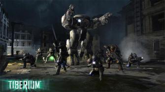 Tiberium Command & Conquer FPS game screenshot