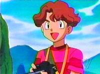 Pokemon anime Todd Snap