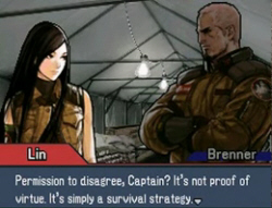 Advance Wars: Days of Ruin DS CO dialog