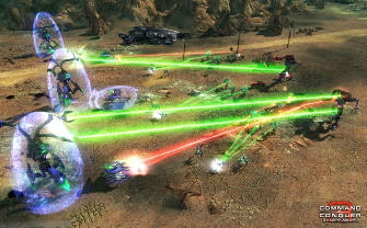 Command and Conquer 3: Kane's Wrath PC screenshot