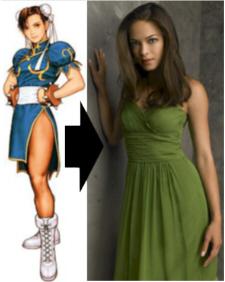 New Street Fighter Legend Of Chun Li Movie Stars Kristin Kreuk