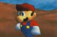 Mario Hatless - Super Mario 64