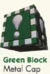 Metal Cap Block - Super Mario 64