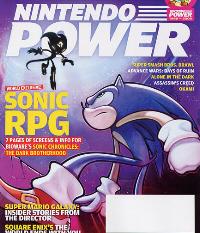 Sonic Chronicles RPG DS art