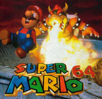 Super Mario 64 Artwork