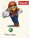 Super Mario 64 Punch Move