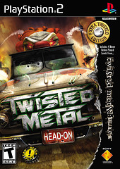 Pre-order Twisted Metal: Head On: Extra Twisted Edition for PS2