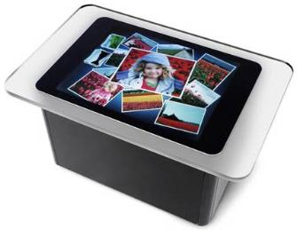 Microsoft Surface computer
