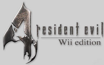 Resident Evil 4: Wii Edition logo