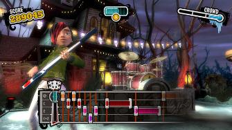 Ultimate Band Wii screenshot
