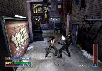 Dark Angel game screenshot