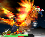 FALCON PUNCH! - Super Smash Bros. Melee Screenshot
