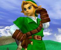 Link Character Super Smash Bros. Melee