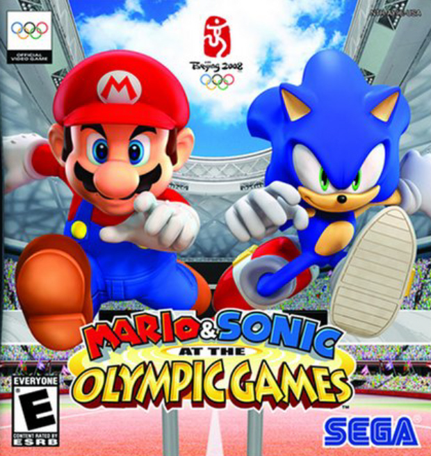 Mario and Sonic at the Olympic Games box artwork