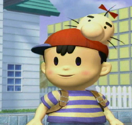 Ness Character Super Smash Bros. Melee