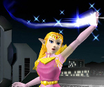 Zelda Magic - Super Smash Bros. Melee Screenshot