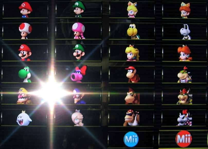 How To Unlock All Mario Kart Wii Secret Characters Cheats