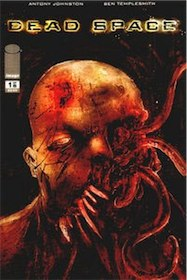 Dead Space Issue 1 comic book