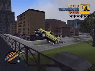 grand theft auto 3 review