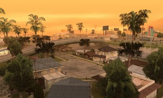 Where It All Begins in Grand Theft Auto: San Andreas