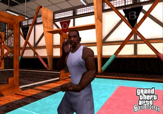 Grand Theft Auto San Andreas screenshot - Os, Sensei