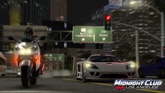 Midnight Club 4: Los Angeles screenshot