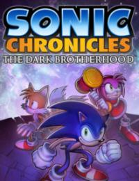 Sonic Chronicles: The Dark Brotherhood logo