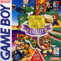 Game & Watch Gallery for GB