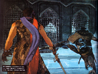 Prince of Persia 4 screenshot