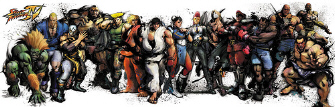 Street Fighter 4 characters