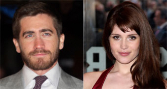 The Prince and Princess of Persia playbed by Jake Gyllenhaal and Gemma Arterton