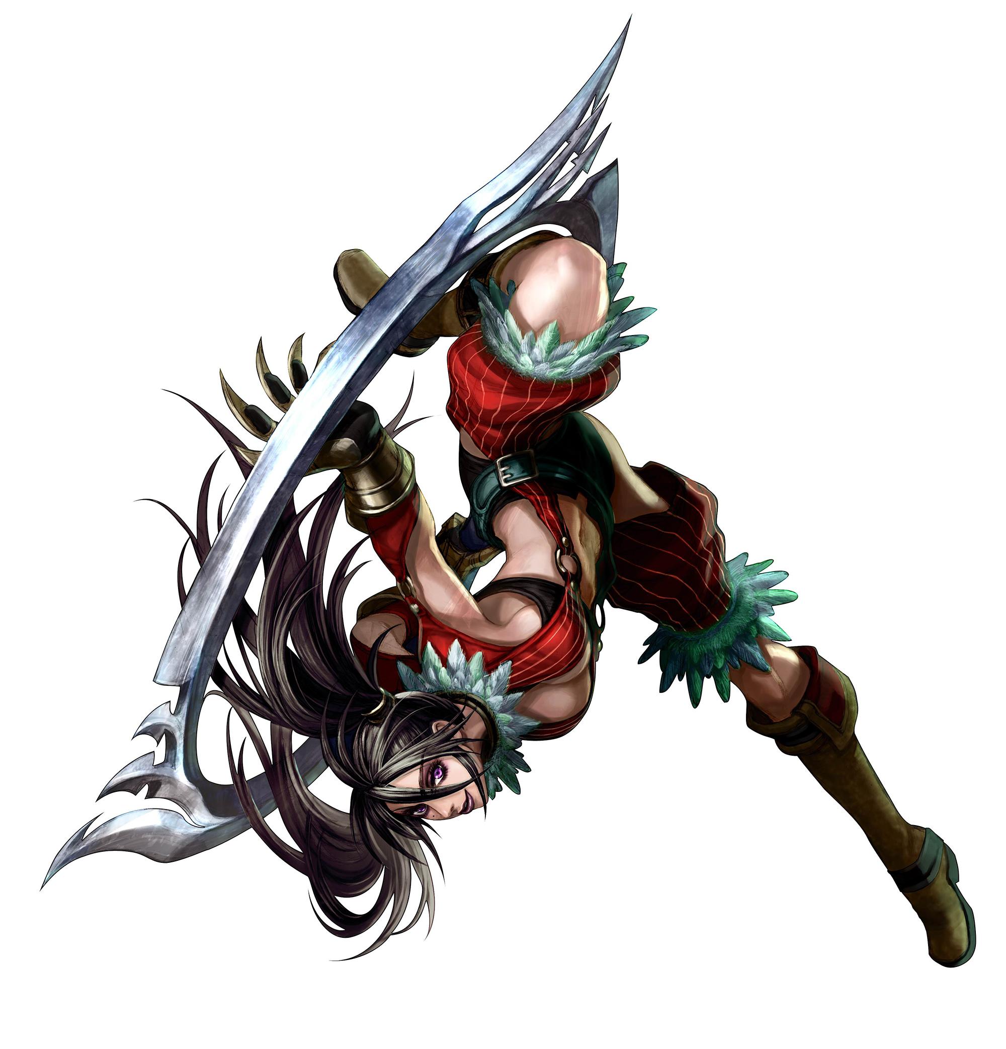 Warriors Orochi 4 Soul Calibur: Official Soul Calibur 4 Character List