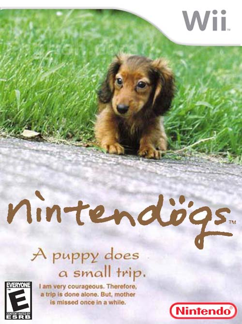 Nintendogs Wii In Nintendo Developers' Minds Since 2006