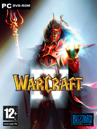 Warcraft 4 PC fake boxart