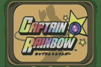 Captain Rainbow logo