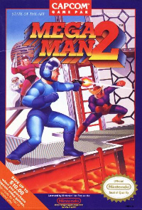 Mega Man 2 for NES