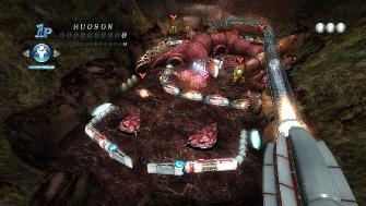Alien Crush Returns Screenshot for WiiWare