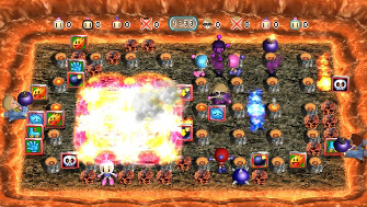Bomberman Blast Screenshot for WiiWare