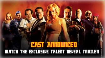 The full Red Alert 3 Cast!