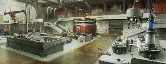 Deus Ex 3 Concept Art