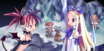 Disgaea: Hour of Darkness in-game picture
