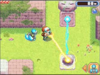 Screenshot for Elebits: The Adventures of Kai & Zero for DS